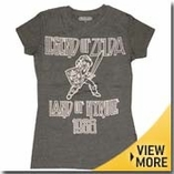 Zelda Girls Shirt