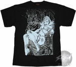 Zenescope Throne T-Shirt