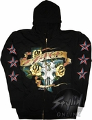 ZZ Top Hoodies