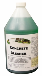Concrete Cleaner� For Driveways Drive-Thru's And Dumpster Pads 94420-5-(5-Gallons)