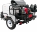 "Pressure-Pro ""Tow Pro"" Super-Skid Hot Water Trailer Rigs - Great Pressure Washing Equipment"