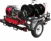 "Pressure-Pro ""Tow Pro"" Skid-Mount Cold Water Trailer Rigs - Great Pressure Washing Equipment"