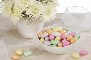 Assorted Jordan Almonds (5 Pound Bag)