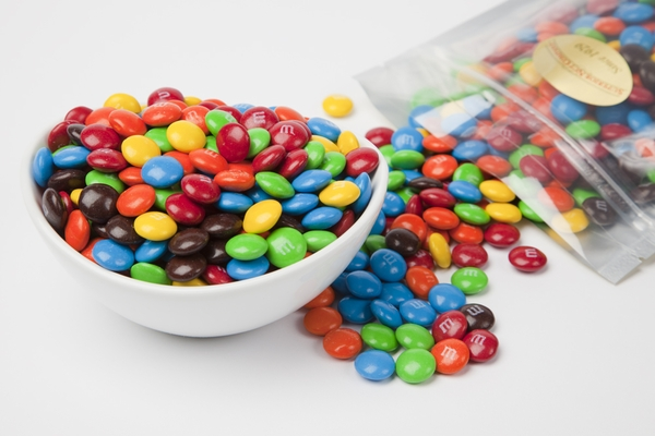 Assorted  M&M's Candy (1 Pound Bag)