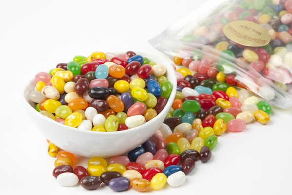 Assorted Sour Mix Jelly Belly Jelly Beans (1 Pound Bag)
