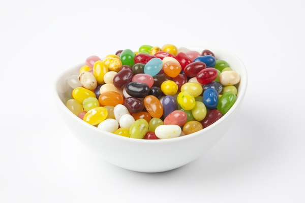 Assorted Sour Mix Jelly Belly Jelly Beans (10 Pound Case)