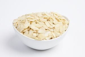 Blanched Sliced Almonds (10 Pound Case)