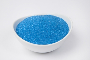 Blue Sanding Sugar (10 Pound Case)
