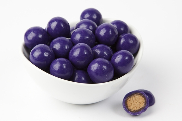 Blueberry Malted Milk balls (4 Pound Bag)