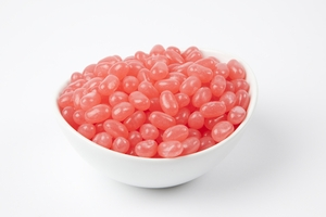 Bubble Gum Jelly Belly Jelly Beans (5 Pound Bag) - Light Pink