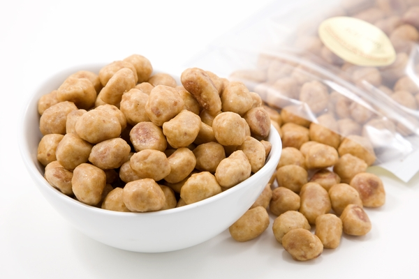 Butter Toffee Peanuts (1 Pound Bag)