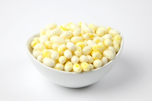 Buttered Popcorn Jelly Belly Jelly Beans (5 Pound Bag) - Yellow