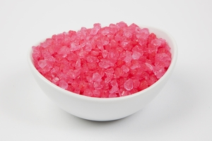 Cherry Rock Candy Crystals (10 Pound Case)