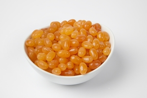 Chili Mango Jelly Belly Jelly Beans (5 pound Bag) - Orange