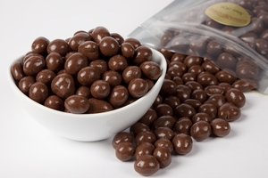 Chocolate Covered Peanuts (1 Pound Bag) - Sugar Free