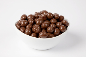 Chocolate Covered Peanuts (10 Pound Case) - Sugar Free