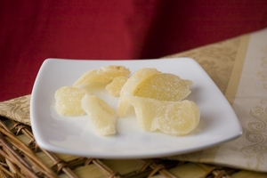 Classic Crystallized Thai Ginger  (11 Pound Case)