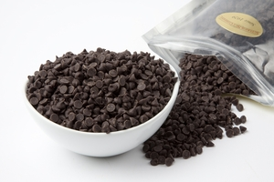 Dark Chocolate Chips (1 Pound Bag)