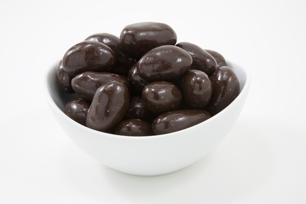 Dark Chocolate Covered Brazils (10 Pound Case)