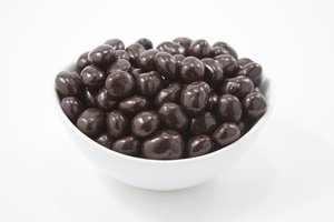 Dark Chocolate Covered Espresso Beans (10 Pound Case)