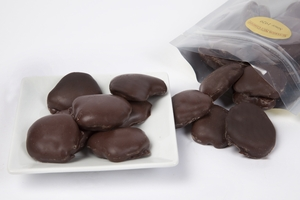 Dark Chocolate Pecan Caramel Turtles (1 Pound Bag)