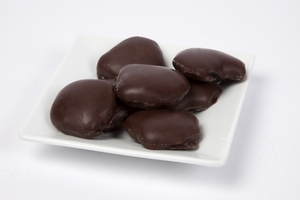 Dark Chocolate Pecan Caramel Turtles (10 Pound Case)