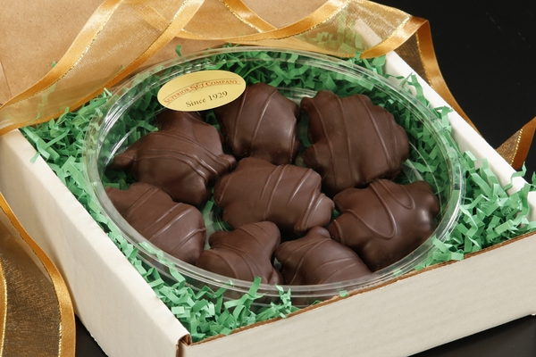 Dark Chocolate Pecan Caramel Turtles Gourmet Tray