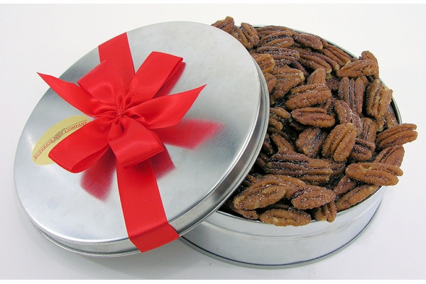 Delicious Honey Roasted Pecans