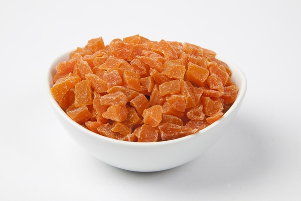 Dried Mango - Diced (11 Pound Case)