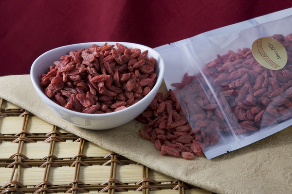 Goji Berries (1 Pound Bag) - No Sugar Added