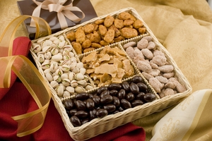 Gourmet Gift Basket