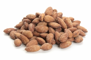 Honey Roasted Almonds (10 Pound Case)
