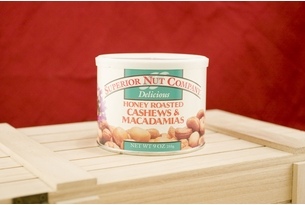 Macadamia Canisters