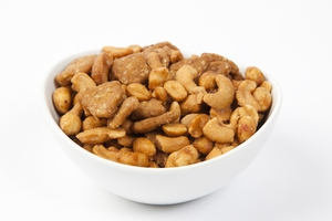 Honey Roasted Cashew Snack Mix (10 Pound Bag)