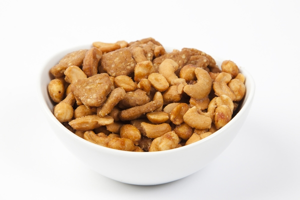 Honey Roasted Cashew Snack Mix (3 Pound Bag)