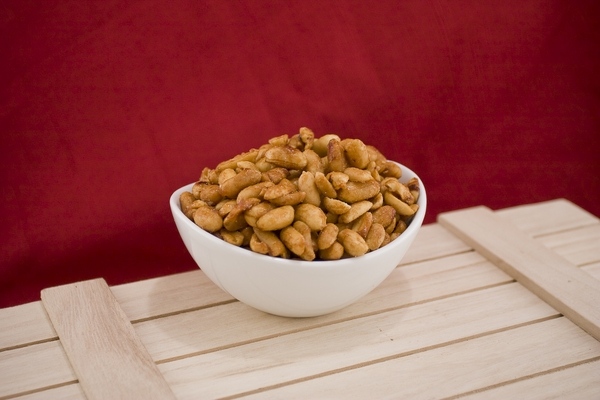 Honey Roasted Virginia Peanuts (10 Pound Case)