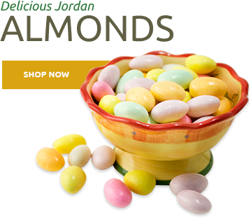 Jordan Almonds