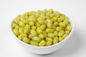 Juicy Pear Jelly Belly Jelly Beans (10 Pound Case) - Green