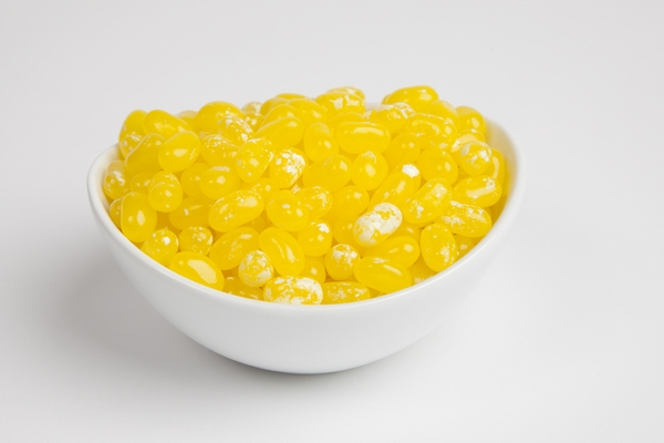 Lemon Drop Jelly Belly Jelly Beans (5 Pound Bag) - Yellow