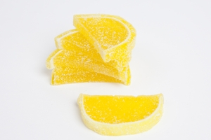 Lemon Fruit Slices (5 Pound Case)