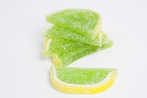 Lemon Lime Fruit Slices (5 Pound Case)