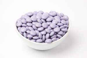 Light Purple  M&M's Candy (5 Pound Bag)