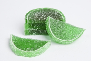 Lime Fruit Slices (10 Pound Case)