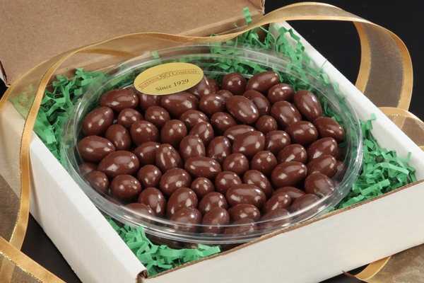 Milk Chocolate Almonds Gourmet Tray