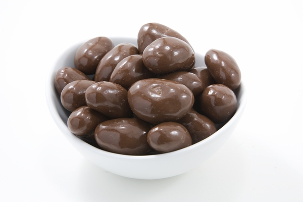 Milk Chocolate Covered Brazils (10 Pound Case)