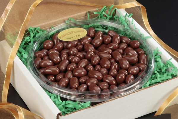 Milk Chocolate Peanuts Gourmet Tray