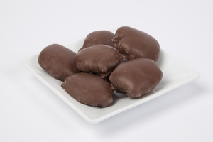 Milk Chocolate Pecan Caramel Turtles (10 Pound Case)