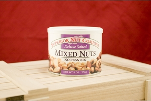 Mixed Nut Canisters