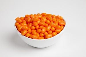 Orange Sherbet Jelly Belly Jelly Beans (10 Pound Case) - Orange