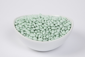 Pastel Green Chocolate Covered Sunflower Seeds (5 Pound Bag)